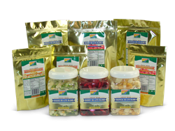 Mother Earth Products Freeze Dried Blends Sizes