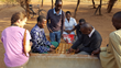 Sofia Fanourakis learns how to play Bao, a traditional mancala board game played in East Africa.