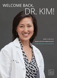Dr. Sang Kim Returns to CDG