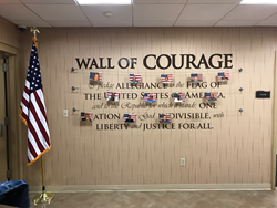 Lincoln Crawford, Wall of Courage, Courage Day
