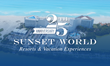 Sunset World Resorts & Vacation Experiences celebrates its 25th anniversary.