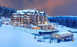 The Grand Colorado offers unparalleled views of the resort, town and neighboring mountains.
