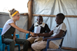 Model and Actress Cara Delevingne Raises Awareness for Refugee Girls' Education in Uganda with Girl Up and UNHCR