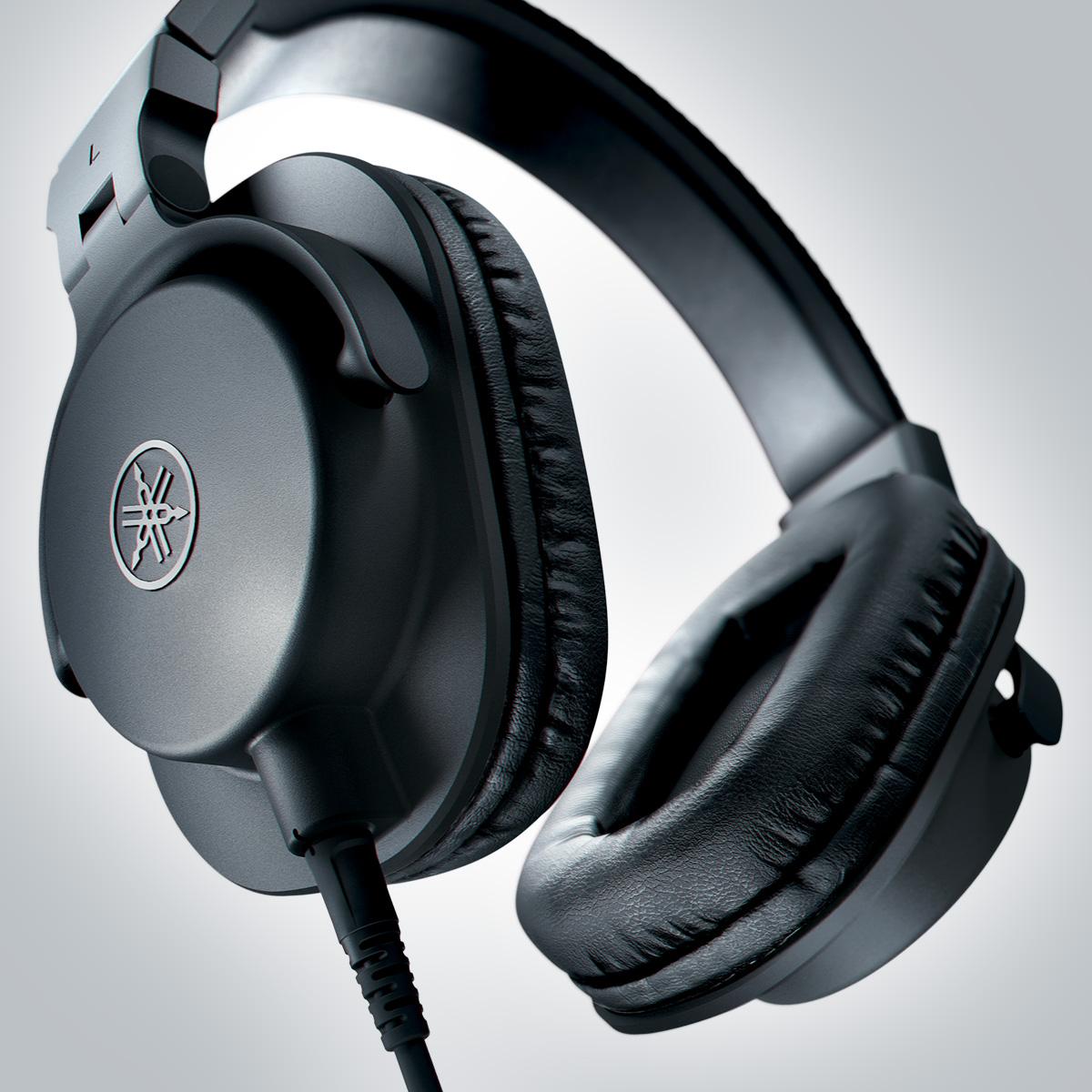 Yamaha hph mt5 mt8 studio monitor headphones deliver for Yamaha hph mt5