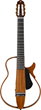 Yamaha SLG200NW Silent Guitar Recreates Authentic Acoustic Experience in Bodiless Instrument