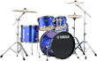 Yamaha Rydeen Drum Set Turns Entry-level Players Into 'Gods of Thunder'