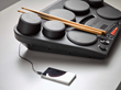 The Yamaha DD-75 Is a Versatile, Portable Drum Set for the Digital Percussionist