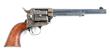 Colt U.S. Model 1873 SAA RAC Inspected Revolver, Estimated at $12,000-16,000.