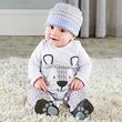 Trendy Baby Bear 2-Piece Pajama Gift Set