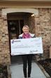 Farmers Branch Woman Surprised by Neighborhood Credit Union