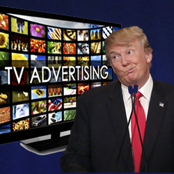 President Donald Trump Impact on TV Advertising and the U.S. Economy  is Uncertain