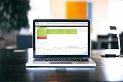 Smart Building Solution online cloud dashboard