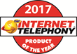 CallTower Honored with 2017 INTERNET TELEPHONY Product of the Year Award