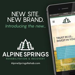 Alpine Springs New Website