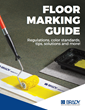 Brady Releases Updated Floor Marking Guide