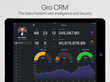 Gro Software Introduces Full-Scale Enterprise Class CRM Sales Platform With Intelligence and Security for Apple Devices