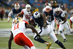 east-west shrine game, college all-star football
