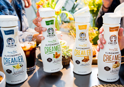Califia Farms Leaps Ahead to Number One Spot for Nut Milk and Cold Brew Coffee; Launches Revolutionary Bottle Design for Its Fast-Growing Creamers