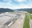 Cemter Port Terminal site ready infrastructure
