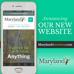 Maryland Recovery New Site