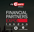 FXGiants Launches Affiliates Program | Meet us at the Financial Partners Expo 2017 in London
