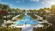 SKS Studio design The Royal Atlantis outdoor spaces