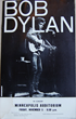 Avid Collector Announces His Search For Original 1965 Bob Dylan Minneapolis Auditorium Boxing Style Concert Posters.