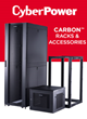 CyberPower Introduces Carbon™ Racks and Accessories for IT Equipment Management