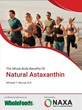 Natural Health Expert Michael Murray, ND Releases New E-book on Natural Astaxanthin and Education Campaign with the Natural Algae Astaxanthin Association