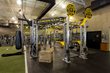 Gold's Gym, health club, fitness facility, renovation, expanded club, heart monitor technology, crossfit, group fitness, team training