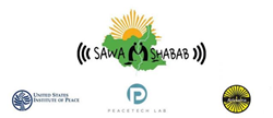 Sawa Shabab is produced by Ammalna in partnership with PeaceTech Lab and the United States Institute of Peace.