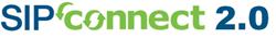 SIPconnect 2.0 logo