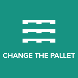 Change the Pallet logo