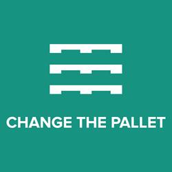 Change the Pallet logo