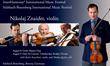 Virtuoso Violinist Nikolaj Znaider Joins InterHarmony®