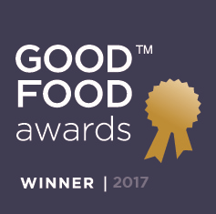 Good Food Award Winner