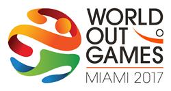 World OutGames Miami Logo