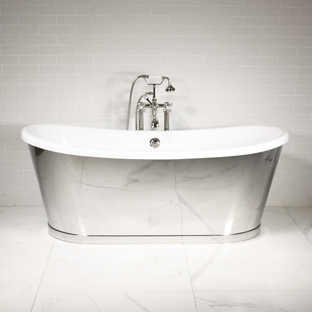 Luxury Cast Iron Clawfoot Tub Image Of Bathtub Style