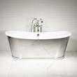 Penhaglion, Inc. Presents New Lightweight CoreAcryl Skirted Tubs