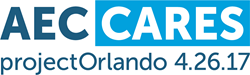 AEC Cares is a 501c3 not-for-profit corporation actively supported by ConstructConnect with the AIA and Hanley Wood, generous sponsors, donors and volunteers
