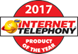 Fonality Receives INTERNET TELEPHONY Product of the Year Award for 4th Year Running