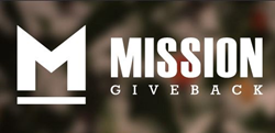 GovX Mission Giveback