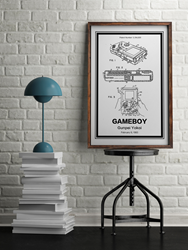 Gameboy Patent
