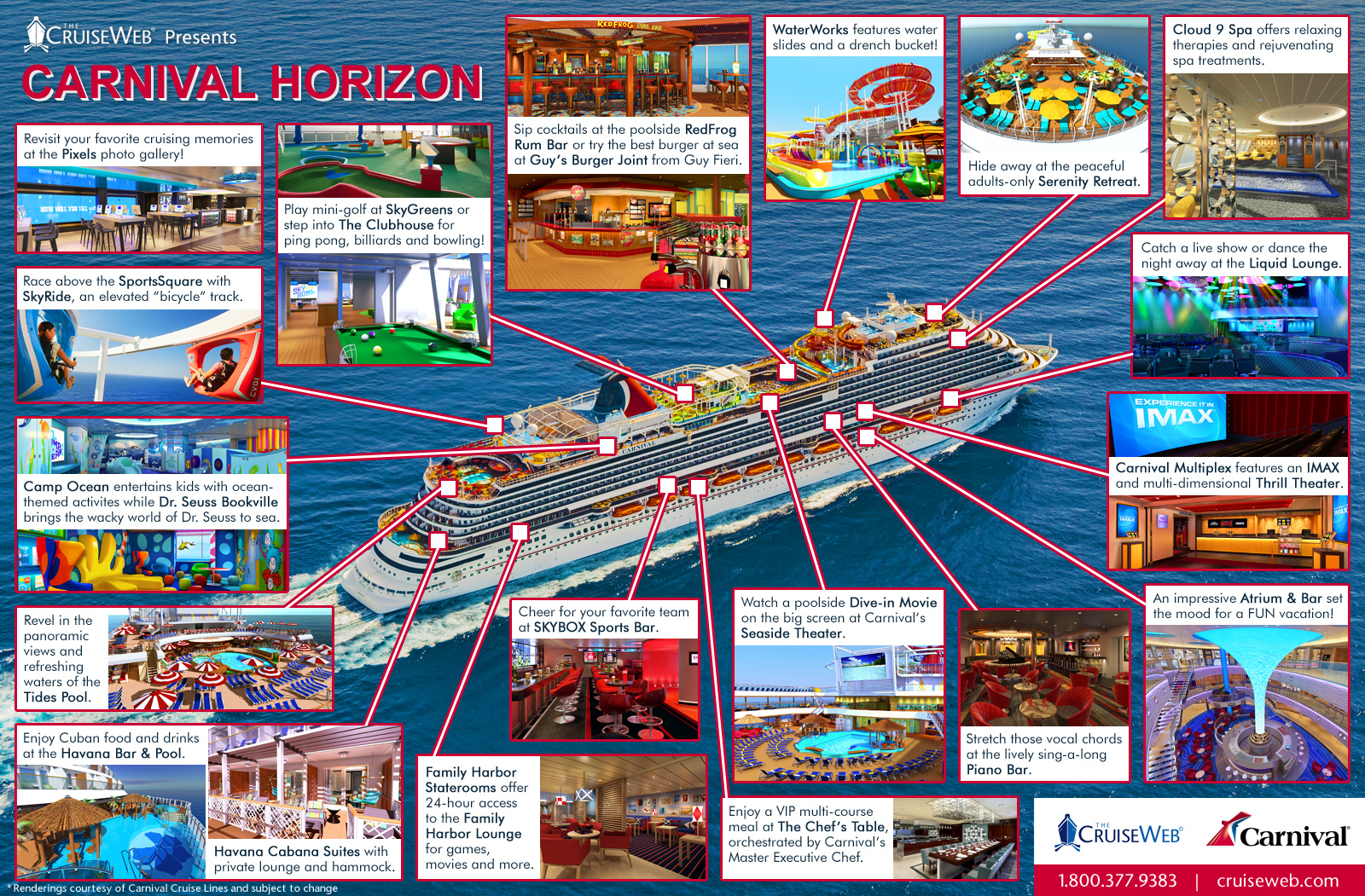 The Cruise Web Previews Carnival S Next Ship Carnival
