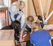 ATGStores.com, Employee Volunteers Refurbish and Furnish Nonprofit Youth Home