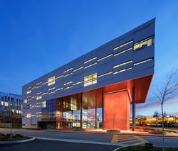 Higher Education, USGBC, LEED Platinum, Hayward, Architecture