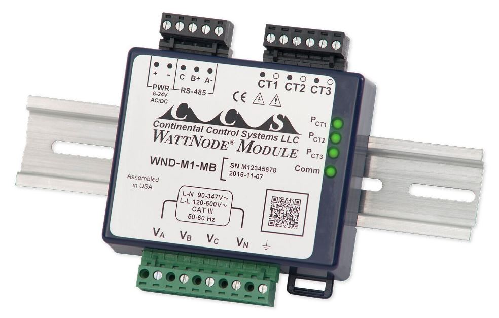 Traditional Power Meter : New at ahr expo las vegas the wattnode power