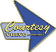 Courtesy Volvo Logo