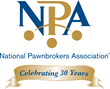 National Pawnbrokers Association Recognized Braswell & Son Pawnbrokers for Outstanding Community Relations