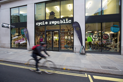 The Pixel Announces New Client Cycle Republic (part of the Halfords PLC Group)